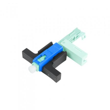 FAST-CONECTOR-ÓPTICO-DE-CAMPO-SC/UPC-AZUL-PARA-DROP-0