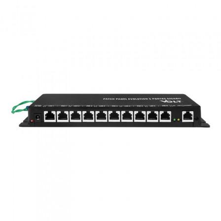 patch-panel-poe-5-portas-gigabit-evolution-ate-48v-gerenciav