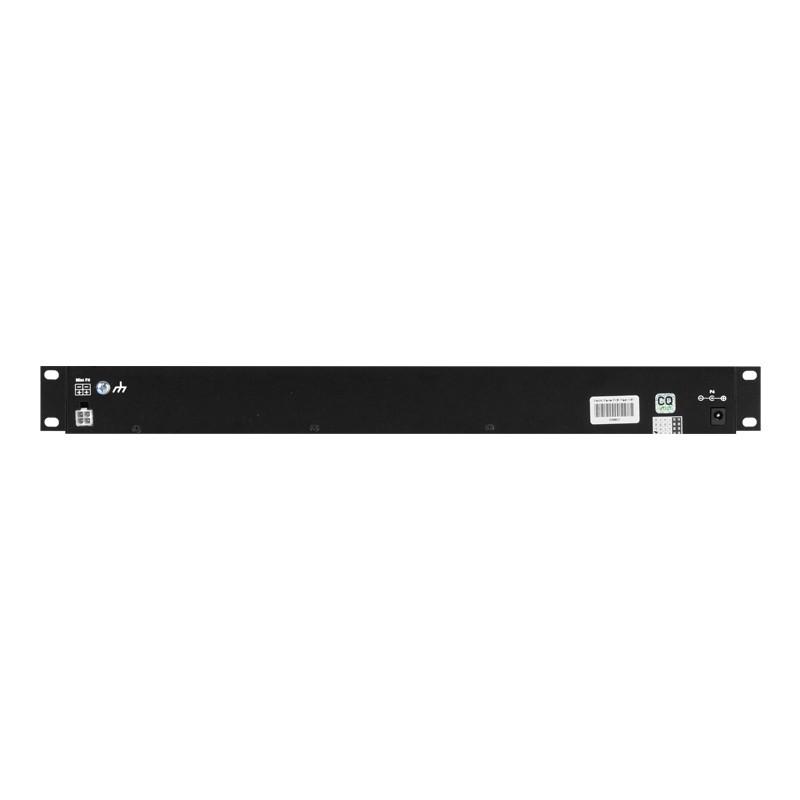 Patch Panel Poe 10 Portas Fast Ethernet At 201 48v Volt