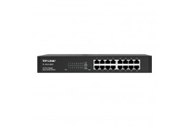 TP-LINK-HUB-SWITCH-16P-TL-SG1016DE-10/100/1000-0