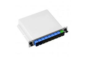 SPLITTER-BOX-ÓPTICO-CASSETE-1X8-SC/UPC-0