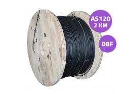 cabo-de-fibra-optica-as120-08fo-cfoa-sm-asu-120-08fo-nr-2km
