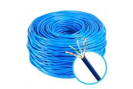 Cabo-de-Rede-UTP-Lan-Expert-4-Pares-CAT5-E-Azul-Turbo-Link-1
