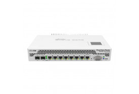 cloud-core-router-ccr1009-7g-1c-1s-pc-1ghz-7-portas-mikrotik