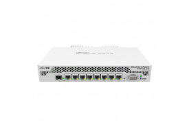 cloud-core-router-ccr1009-7g-1c-pc-1ghz-7-portas-mikrotik
