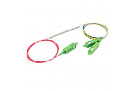 SPLITTER-ÓPTICO-PLC-1X2-SC/APC--0
