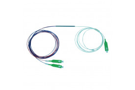 SPLITTER-ÓPTICO-PLC-1X2-SINGLE-MODE-SC/APC-VERDE-BALANCEADO-0