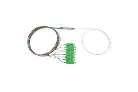 splitter-optico-steel-tube-1x8-conectorizado-sc-apc-fiberhom