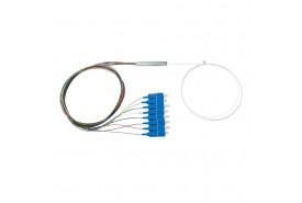 SPLITTER-ÓPTICO-STEEL-TUBE-1X8-CONECTORIZADO-SC/UPC---FIBERHOME-0
