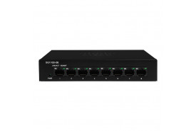 Switch PoE Gigabit Desktop SG110D-08 8 Portas - Cisco