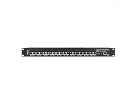 PATCH PANEL POE FAST 10P EVOLUTION (GERENCIAVEL) SNMP VOLT