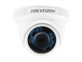 CÂMERA DOME TURRENT IR TURBO HD 720P DS-2CE56C0T-IRP - HIKVISION