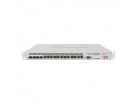 CLOUD CORE ROUTER CCR1036-12G-4S-EM / 1.2GHZ / 12 PORTAS - MIKROTIK
