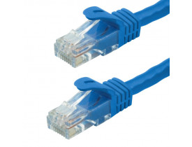 PATCH CORD CAT6 AZUL 1.5M - HITOP