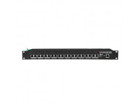 PATCH PANEL POE 10 PORTAS FAST ETHERNET EVOLUTION 12V GERENCIÁVEL - VOLT