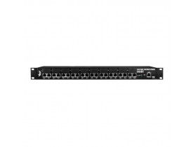 PATCH PANEL POE 10 PORTAS GIGABIT EVOLUTION ATÉ 48V GERENCIÁVEL - VOLT